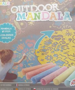 Mandala pentru exterior Grafix 610002