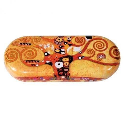 Etui metalic Gustav Klimt Arborele vietii Fridolin 18722