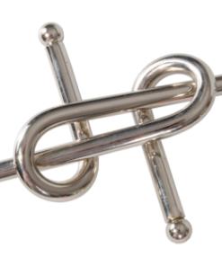 IQ Test puzzle metalic ace indoite Fridolin 17441