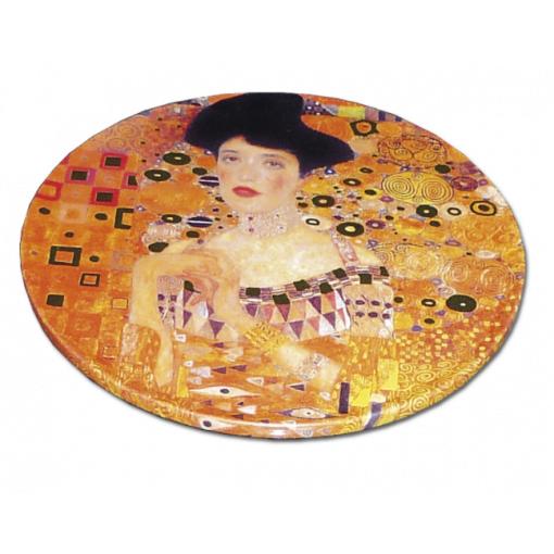 Set 4 suporturi pentru pahare Gustav Klimt Fridolin 17921