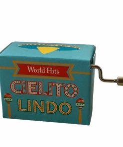 """Cutie muzicala """"Cielito Lindo"""" Fridolin 58575"""