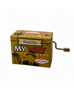 "Cutie muzicala ""My Way"" Fridolin 58714"