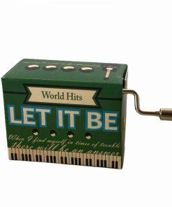 """Cutie muzicala """"Let it Be"""" Fridolin 58712"""