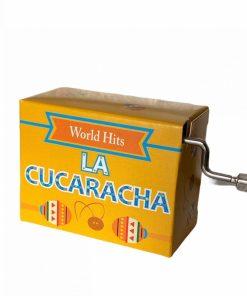 """Cutie muzicala """"La Cucaracha"""" Fridolin 58585"""