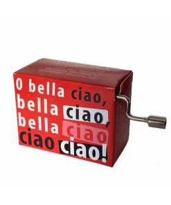 "Cutie muzicala ""Bella Ciao"" Fridolin 58728"