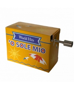 """Cutie muzicala """"'O Sole Mio"""" Fridolin 58635"""