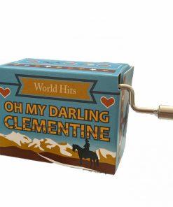 "Cutie muzicala ""Oh My Darling Clementine"" Fridolin 58633"