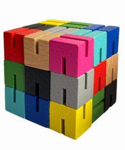 IQ Test Cub Sudoku color Fridolin 17366