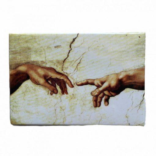 magnet Creatia lui Adam - Michelangelo Fridolino 18309