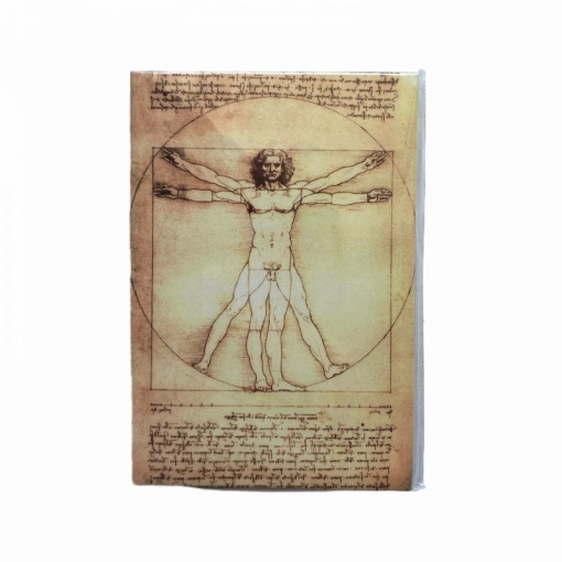 magnet Da Vinci - Desenarea proportiilor Fridolino 18310