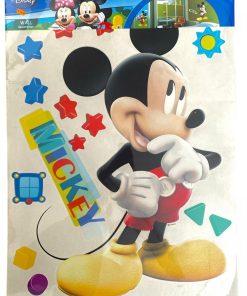 Autocolant perete Disney Mickey Mouse AG Design DK858