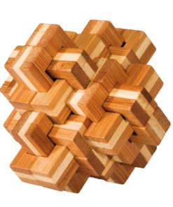 IQ Test puzzle bambus ananas Fridolin 17465
