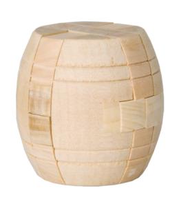 IQ Test puzzle bambus butoi Fridolin 17452