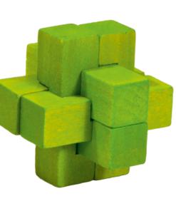 IQ Test puzzle cruce Fridolin 17596
