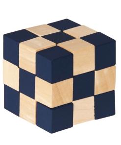 IQ Test cub negru/natur Fridolin 17421