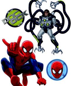 Autocolant perete MARVEL Spider-man AG Design DK1711