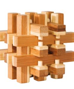 IQ Test puzzle bambus hashtag Fridolin 17493