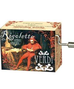 """Cutie muzicala Verdi """"La Donna e mobile"""" Fridolin 58372"""