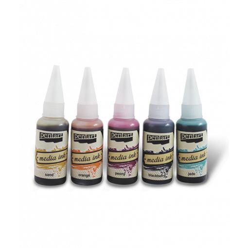 Cerneala media 20ml PentArt | 42 culori