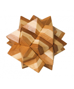 IQ Test puzzle bambus stea Fridolin 17462