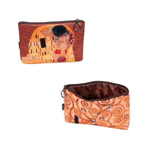 Trusa cosmetice Gustav Klimt Fridolin