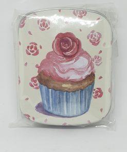 Cutiuta pastile Rose cupcake Nifty Gift 346