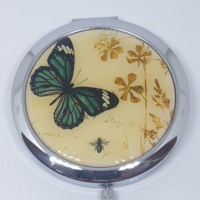 Oglinda de buzunar Fluture Roben