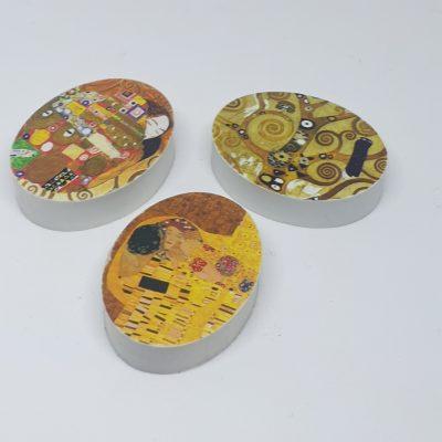 Radiera ovala Gustav Klimt Fridolin 43026