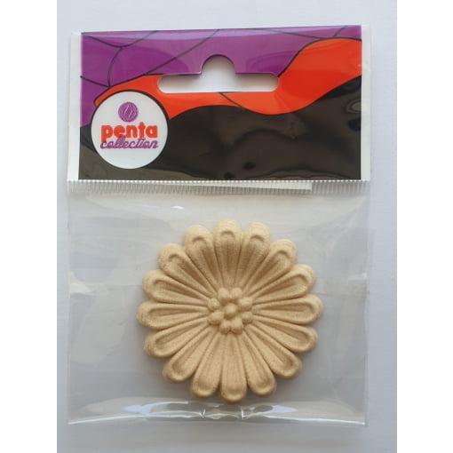 Ornament din lemn termoplastic PentArt | 5 modele
