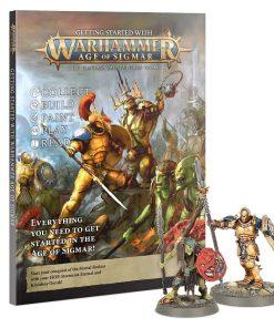 Getting Started with Warhammer Age of Sigmar 2 miniaturi
