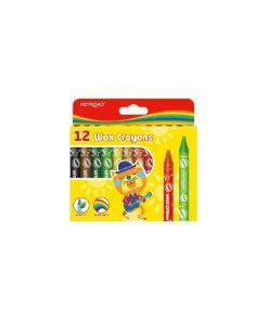 Creioane cerate 12/set Keyroad KR971305