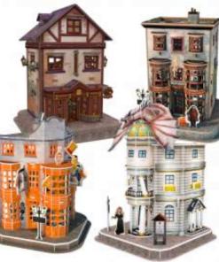 Harry Potter puzzle 3D CubicFun   4 modele