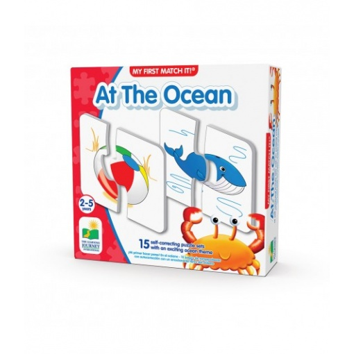 My first match it! La ocean The learning journey 118627