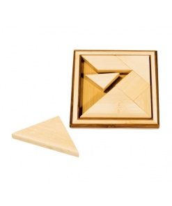 IQ Test puzzle Tangram Fridolin 17371
