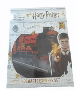 Set Hogwarts Express puzzle 3D CubicFun DS1010h
