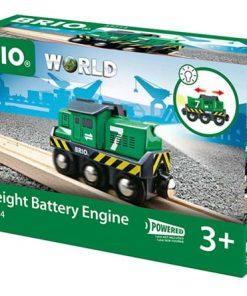 Locomotiva actionata pe baterii Brio World 33214