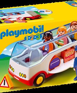 Autobuz 1 2 3 Playmobil 6773