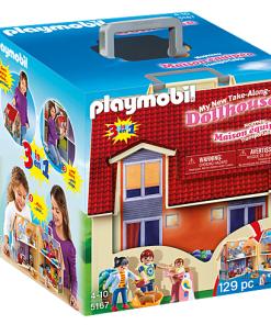 Casa de papusi mobila Playmobil 5167