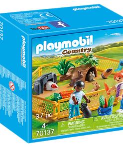 Set Viata la tara tarc animale Playmobil 70137