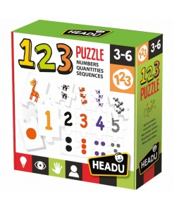 Puzzle 123 Headu 21093