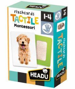 Carti tactile Montessori Headu MU23738