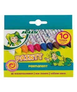 Creioane cerate Painty permanente Jolly 5999-0072