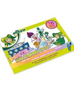 Bloc de desen pastel A4 Jolly 9670