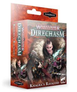 Warhammer Underworlds Direchasm Khagra's Ravagers
