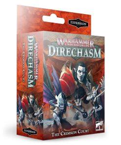 Warhammer Underworlds Direchasm The Crimson Court