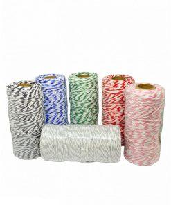 Snur rasucit 6 culori Craft Sensations CR0444/A