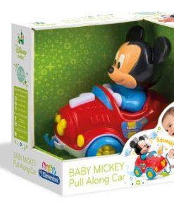 Masinuta Baby Mickey cu ata Clementoni 17208