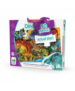 Puzzle podea jumbo! Dinozauri The learning journey 435229