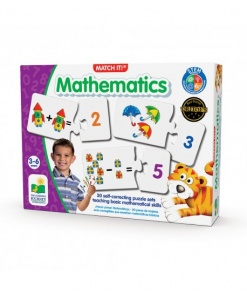 Match it! Matematica - The learning journey 288528