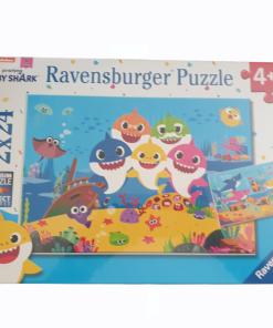 2 x Puzzle baby Rechini Ravensburger 05 124 3